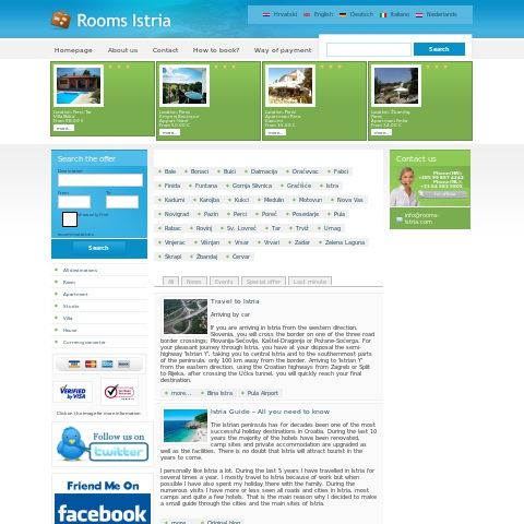 Rooms Istria