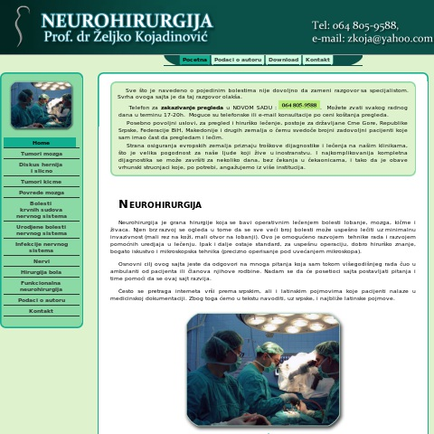 Neurohirurgija.in.rs