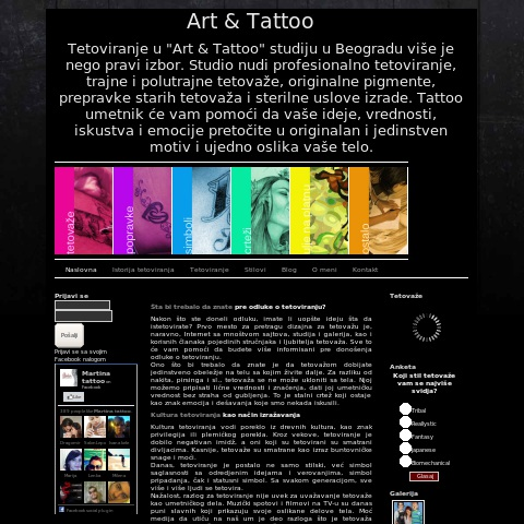 Tattooline.net studio