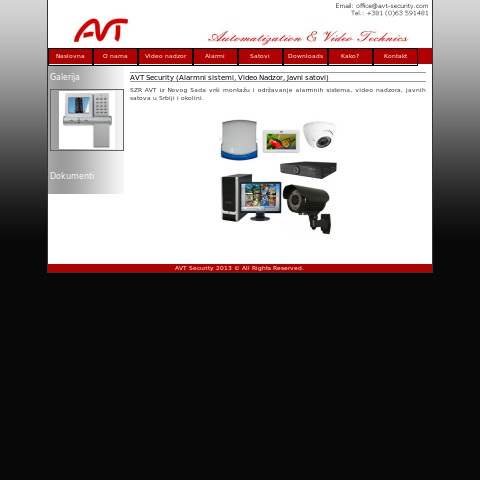 AVT Security